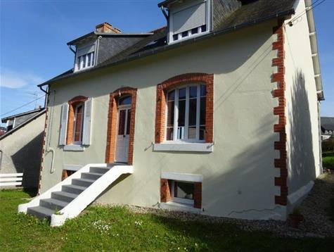 Belle qualité et jolie rénovation pour cette maison de 1932