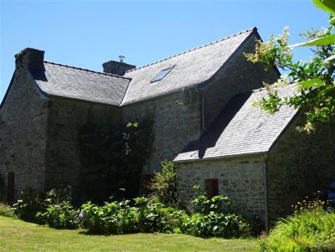 Jolie maison de tisserand rénovée avec 1600 m² de jardin