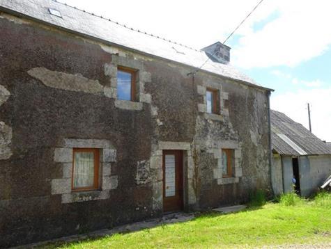 Du charme pour cette maison à terminer de rénover