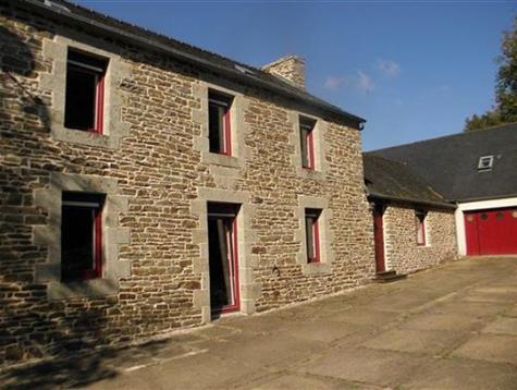 Jolie propriété avec maison et ancien moulin