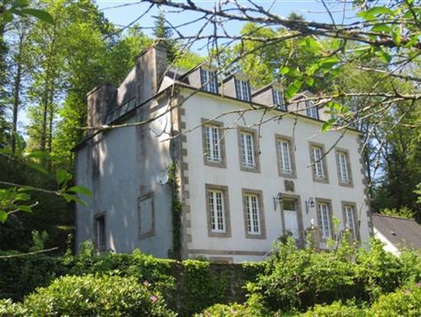 Magnifique Manoir du 19ème sur parc de 2.2 hectares