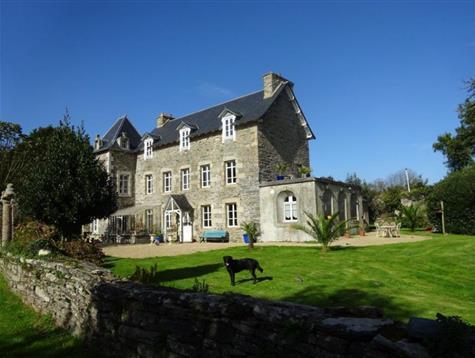 A 10 mn de Morlaix, jolie propriété sur 1.5 hectares