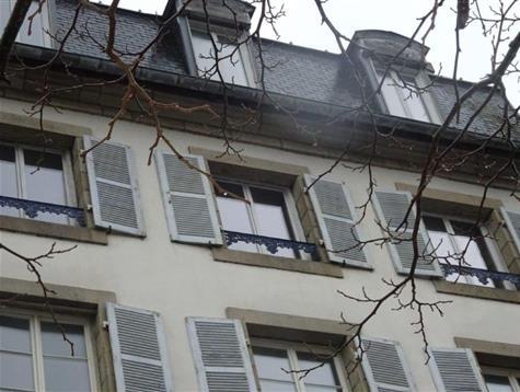 97 m² pour cet appartement au 3ème étage