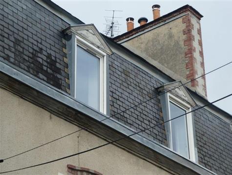 Rénovation de goût pour cet appartement en duplex de 55 m²